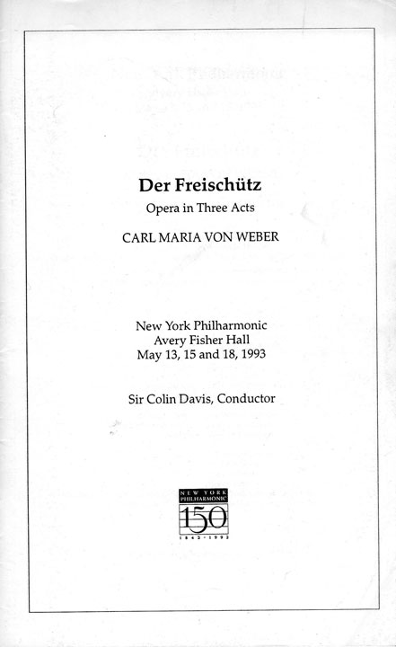 freischutz-ny-1993